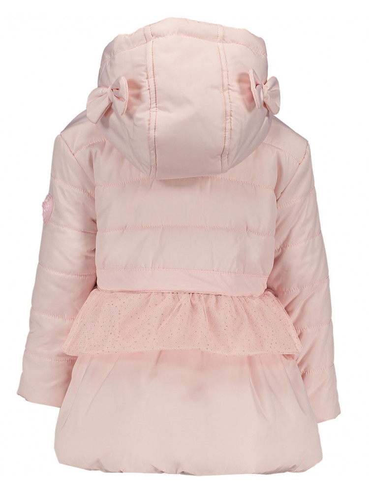 Le Chic baby winterjas bow